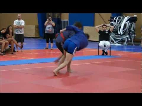 Rdojo presents NOLA BJJ Sambo Team - 2012 TX Freestyle Sambo Open highlights Image 1
