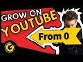download lagu      How To Grow On Youtube With 0 Subscribers    gratis