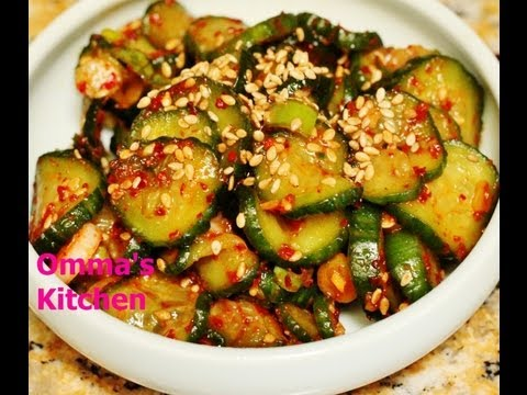 Spicy Korean Cucumber Salad Recipes — Dishmaps