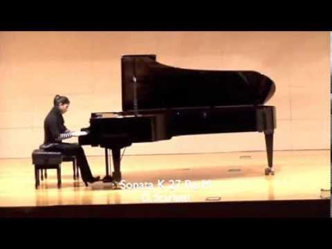 Скарлатти, Доменико - Соната для фортепиано, K 261