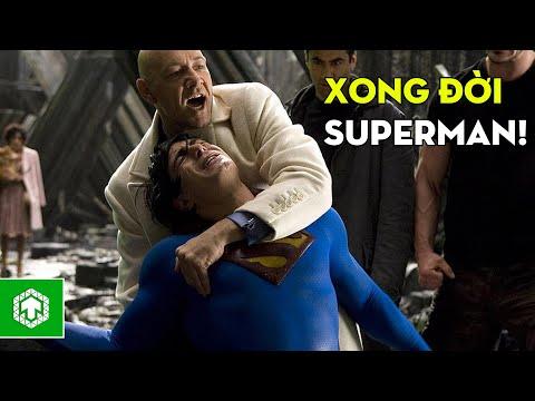 Top 10 siêu anh hùng có thể hạ gục Superman | Ten Tickers No. 94 thumbnail