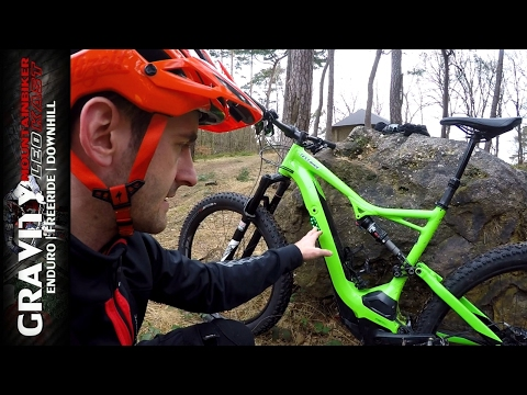 Specialized Turbo Levo FSR Comp 6Fattie   E-Bike / Pedelec Review   Leo Kast