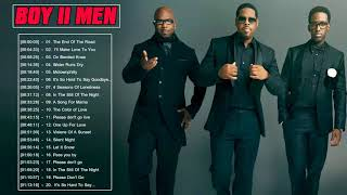 Boyz II Men Greatest Hits - Boyz II Men Best Songs - Boyz II Men Love Songs Album