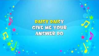 Daisy Bell Sing-A-Long