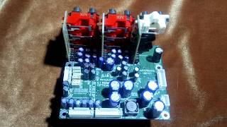 0PTICAL / COAXIAL BOARD -for 5.1 remote kit with 2.8 inch colour TFT display