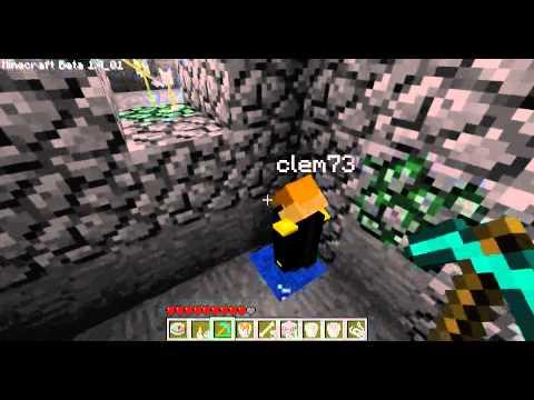 Minecraft - Application du nouveau piège à mobs