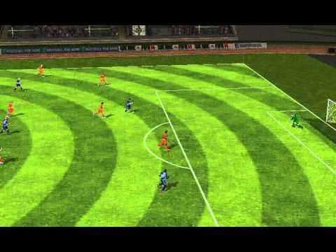 FIFA 14 Android - Catamarca FC VS Esbjerg fB