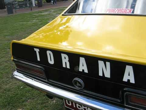 falcon GTHO PHASE 4 RiVAL TORANA XU2  V8  MVI_7409.AVI