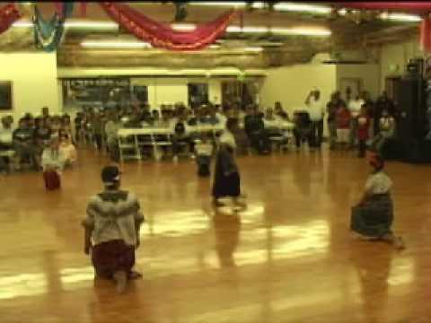 Danza El Rey Quiche.mp4 Music Videos