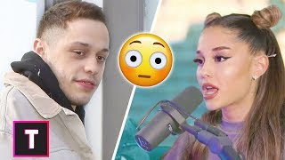 Pete Davidson Throws Major Shade To Ariana Grande And More Updates On XXXTentacion