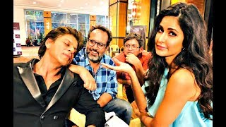 Katrina Kaif Captures Shahrukh Khan Sleeping On Zero Sets