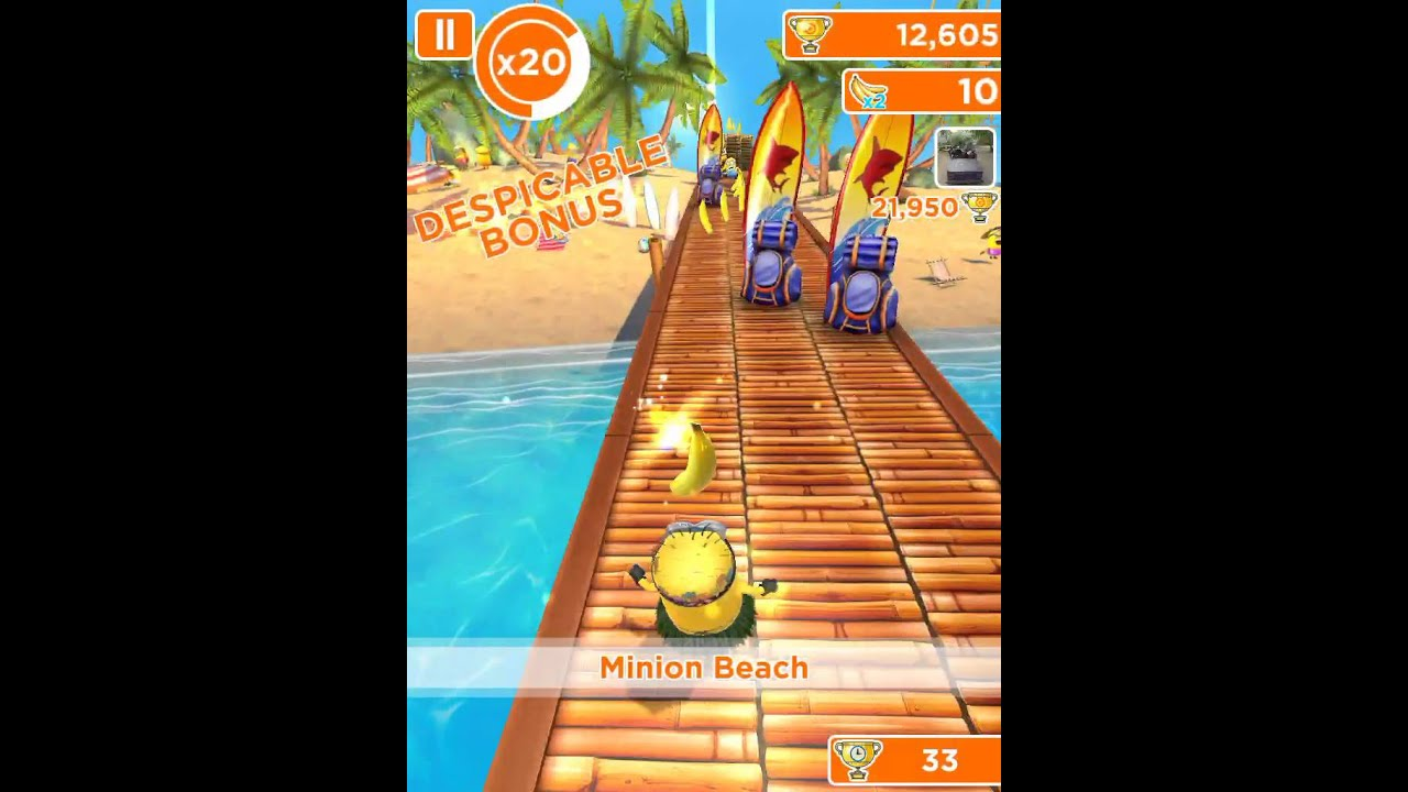 Despicable Me : MINION RUSH