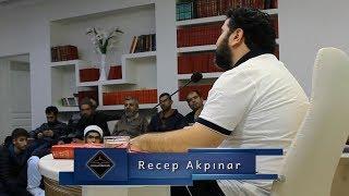 Recep Akpınar - Hazret-i Muhammed Mustafa Aleyhissalâtü Vesselâm Sayesinde