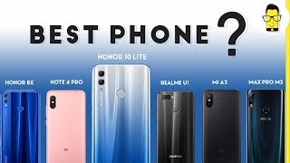 Honor 10 Lite review (part 2) | comparison with Honor 8X, Redmi Note 6 Pro, Mi A2, Realme U1, Pro M2