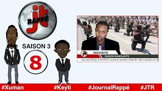 Journal Rappé (S03, ép.08) - Yaya king of Gambia. Feat Killa Ace