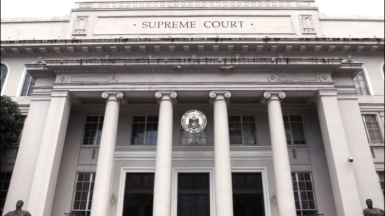 SC orders gov't to respond to senators' petition vs PH withdrawal from ICC