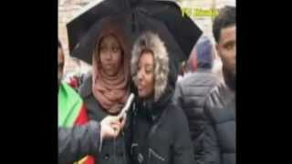 ERITREAN Demonstration in Stockholm 2012-04-12  part 2