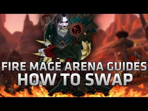 Fire Mage Arena Guide - How To Swap Effectively