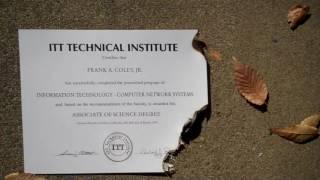 ITT Tech Degree?