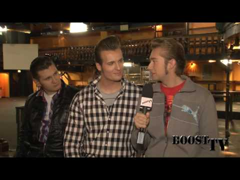 The Baseballs Interview