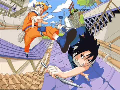 Naruto Opening 07 - Namikaze Satellite
