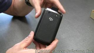 eAccess Fuel Case for BlackBerry Bold 9700 Video Overview