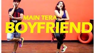 Main Tera Boyfriend Song dance choreography   Raabta   Vicky & aakanksha I Easy dance steps