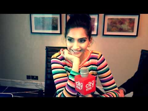 Rapid Fire with Sonam Kapoor