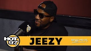 Jeezy On TM104 + The Hardest Things He's Ever Done