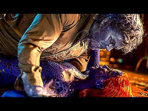 [HD] Beast and Mystique DELETED Sexy Scene - X-MEN Days of Future Past Rogue Cut thumbnail