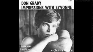 Don Grady - Leaving It up to You