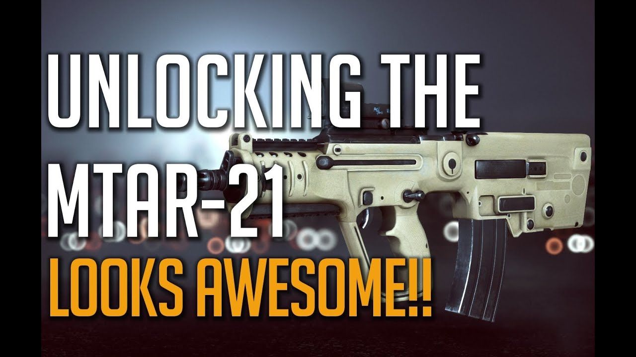 How to Unlock the MTAR-21 in Battlefield 4 | Video Strategy