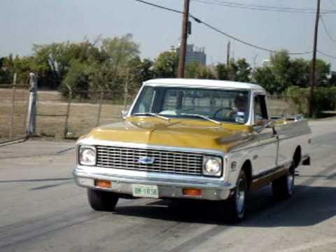 Chevrolet C10 Cheyenne Super 10 Big Block 400 Cowboy ...