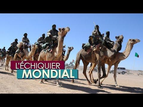 L'ECHIQUIER MONDIAL. Sahara occidental : l'autodétermination sans fin