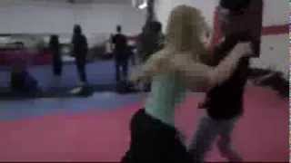 Top girl fight scene.