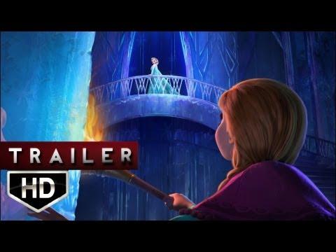 Frozen: Una Aventura Congelada - Trailer Español Latino [FULL HD]