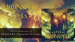 MOONSPELL - Desastre (audio)(Spanish)