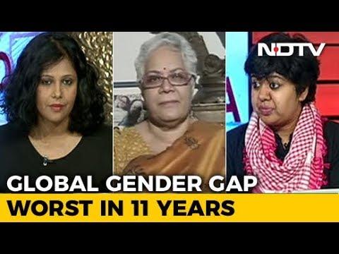 Widening Gender Gap In India
