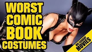 Top 5 Worst Comic Book Movie Costumes