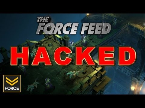 The Force Feed - DIABLO 3 ACCOUNTS HACKED! (May 22nd 2012)