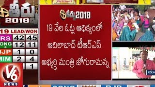 Special Report On Mancherial District Assembly Constituencies Election Results 2018