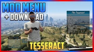 [PS3/1.25/1.26/1.28] GTA 5 Mod Menu - THE TESSERACT (GTA 5 MODS)