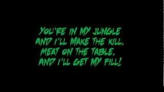 Ryback WWE Theme (Meat on the Table) Lyrics