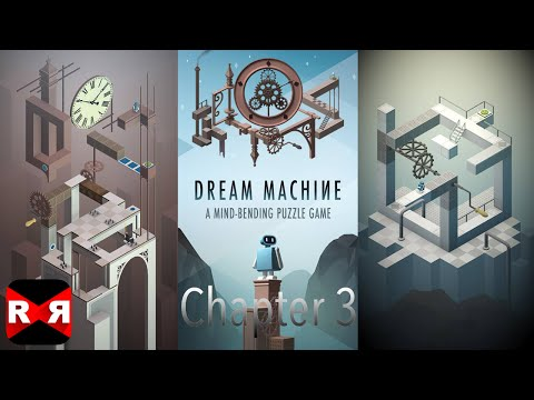 Dream Machine : The Game Chapter 3 (By GameDigits) - iOS / Android - Walkthrough Gameplay