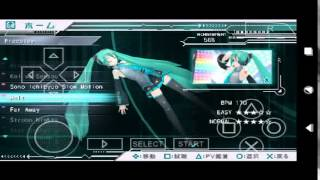 Hatsune miku project diva gameplay on android one