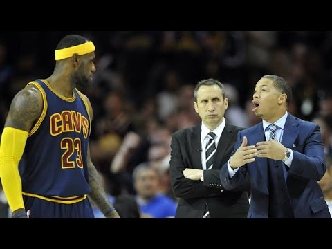 #NBA TALK - CLEVELAND CAVS FIRED HEAD COACH DAVID BLATT