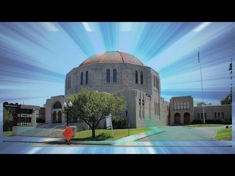 7-24-15 Daily Vlog #334   Visiting Beth Israel