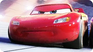 CARS 3 Trailer (2017) Disney Pixar Movie