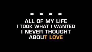 Mac Davis-I Never Made Love (Till I Made Love With You) (Karaoke)