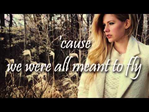 Avril Lavigne - Fly (Lyrics On Screen)